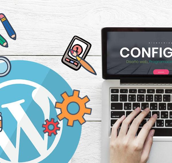 Diseño y servicios WordPress